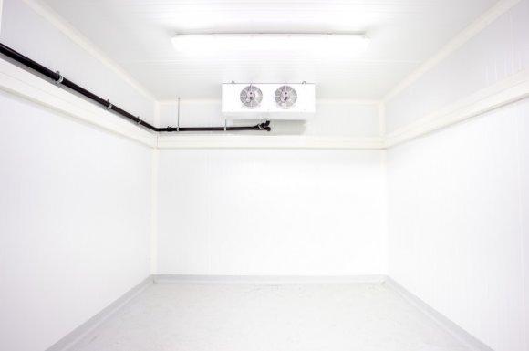 Installateur de chambre froide positive et négative avec groupe