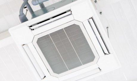 Installateur de climatisation pour local commercial